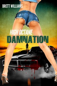 High Octane Damnation cover mockup